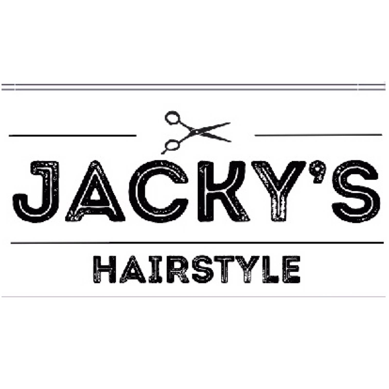 Jacky's Hairstyle